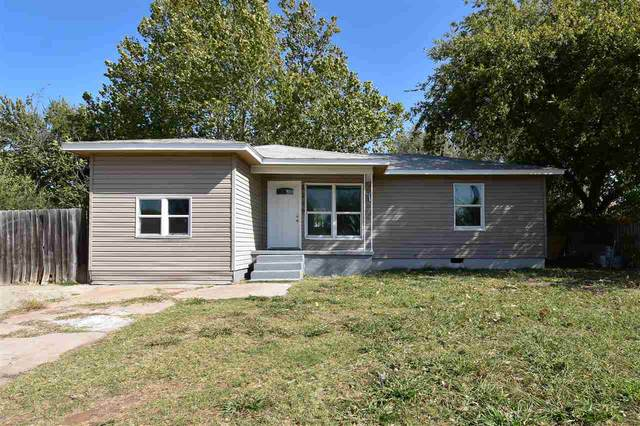 2229 NW Williams Ave, Lawton, OK 73505 (MLS #156929) :: Pam & Barry's Team - RE/MAX Professionals
