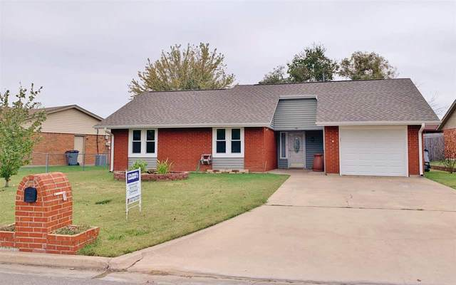 4831 SE Tattershall Way, Lawton, OK 73501 (MLS #156959) :: Pam & Barry's Team - RE/MAX Professionals