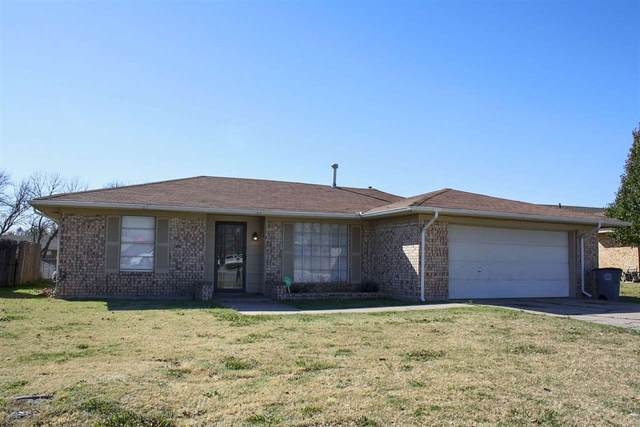 1710 NW Crosby Park Blvd, Lawton, OK 73505 (MLS #157079) :: Pam & Barry's Team - RE/MAX Professionals
