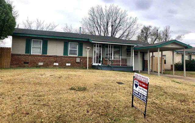 4414 NW Baltimore Ave, Lawton, OK 73505 (MLS #157142) :: Pam & Barry's Team - RE/MAX Professionals