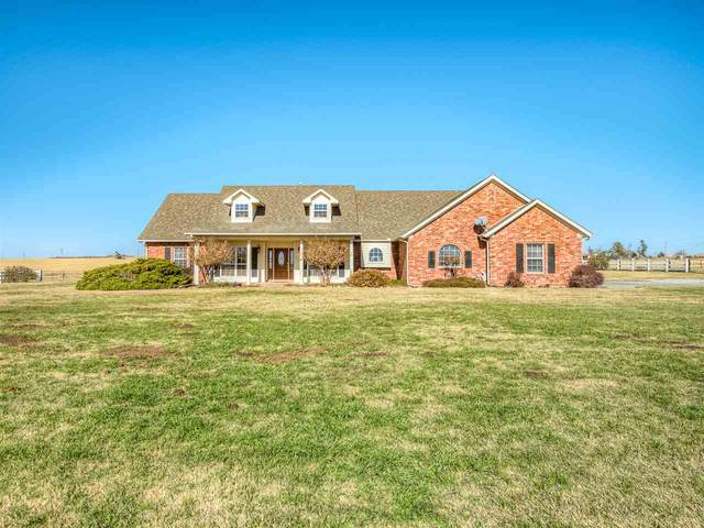 24182 Cr 1440, Cyril, OK 73029 (MLS #157178) :: Pam & Barry's Team - RE/MAX Professionals