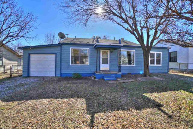 1508 NW Taft Ave, Lawton, OK 73505 (MLS #157273) :: Pam & Barry's Team - RE/MAX Professionals