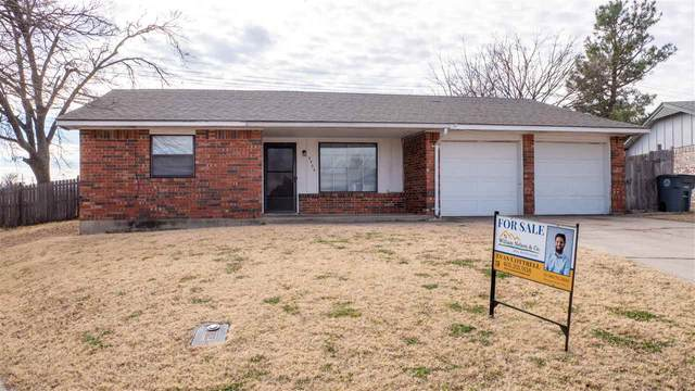 5404 NW Cottonwood Dr, Lawton, OK 73505 (MLS #157275) :: Pam & Barry's Team - RE/MAX Professionals