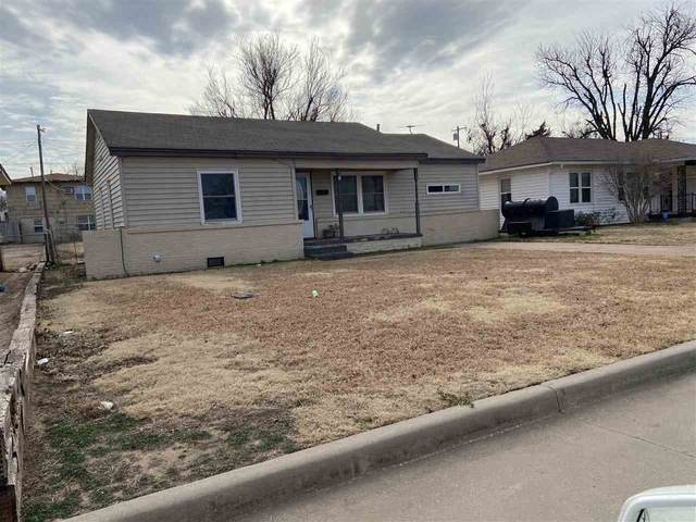 614 SW Arbuckle Ave, Lawton, OK 73501 (MLS #157309) :: Pam & Barry's Team - RE/MAX Professionals