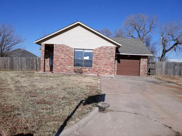4027 SW Sunflower Ln, Lawton, OK 73505 (MLS #157349) :: Pam & Barry's Team - RE/MAX Professionals