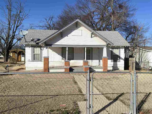 117 Anderson, Apache, OK 73006 (MLS #157394) :: Pam & Barry's Team - RE/MAX Professionals