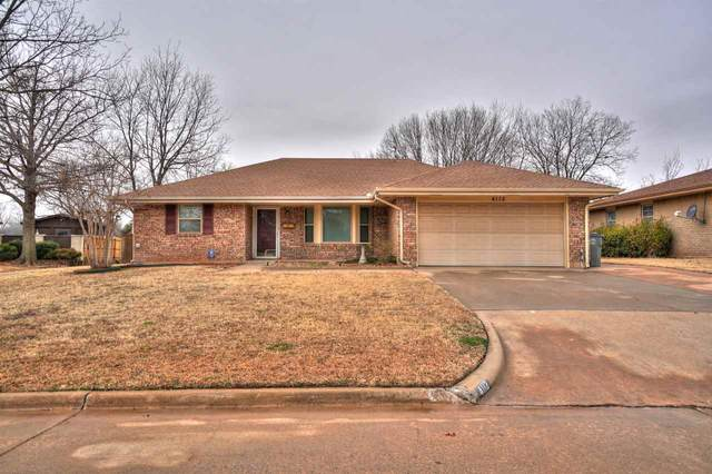 4112 NW Currell Dr, Lawton, OK 73505 (MLS #157427) :: Pam & Barry's Team - RE/MAX Professionals