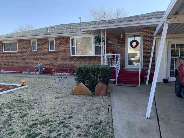 1402 NW Smith Ave, Lawton, OK 73507 (MLS #157451) :: Pam & Barry's Team - RE/MAX Professionals