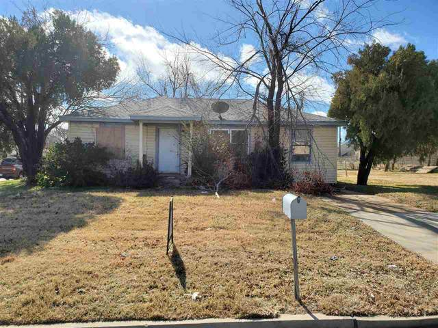 2602 NW Williams Ave, Lawton, OK 73505 (MLS #157469) :: Pam & Barry's Team - RE/MAX Professionals