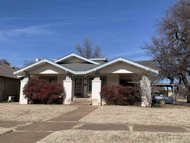 801 NW Bell Ave, Lawton, OK 73507 (MLS #157513) :: Pam & Barry's Team - RE/MAX Professionals