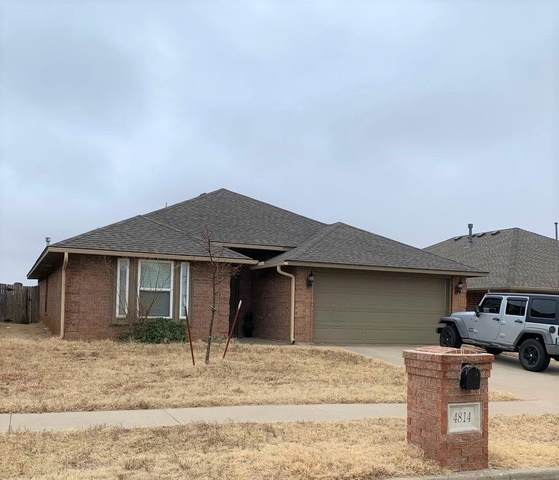 4814 SW Waterstone Pl, Lawton, OK 73505 (MLS #157520) :: Pam & Barry's Team - RE/MAX Professionals