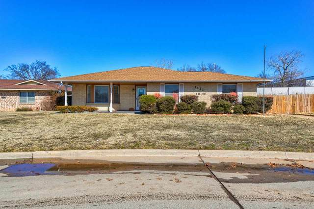 1121 NW 50th St, Lawton, OK 73505 (MLS #157591) :: Pam & Barry's Team - RE/MAX Professionals