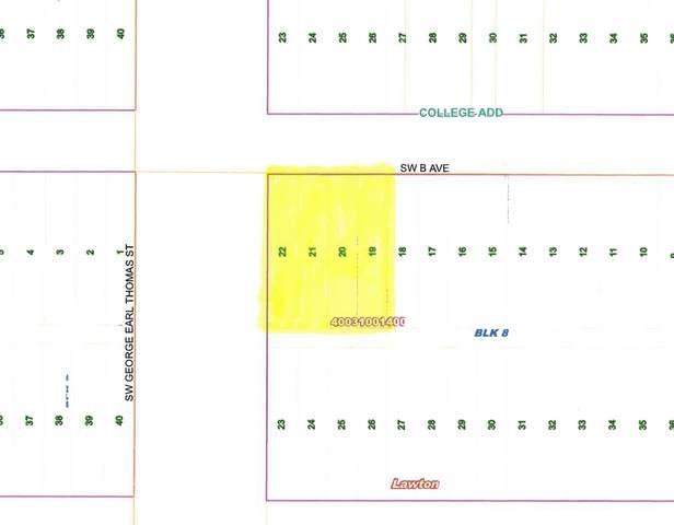 L19-22 Block 8, Lawton, OK 73505 (MLS #157697) :: Pam & Barry's Team - RE/MAX Professionals
