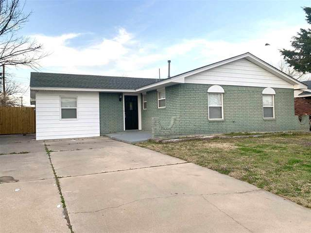 3814 SE Dorchester Dr, Lawton, OK 73501 (MLS #157717) :: Pam & Barry's Team - RE/MAX Professionals