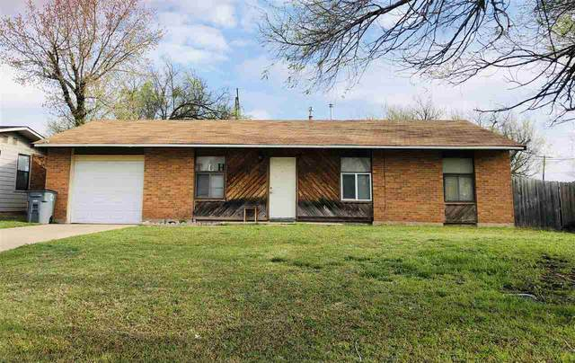 2609 NW Pollard Ave, Lawton, OK 73505 (MLS #157827) :: Pam & Barry's Team - RE/MAX Professionals