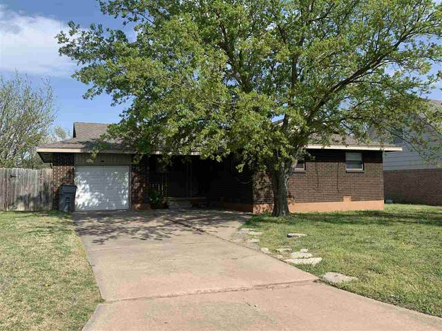 2305 NW Austin Dr, Lawton, OK 73505 (MLS #157832) :: Pam & Barry's Team - RE/MAX Professionals