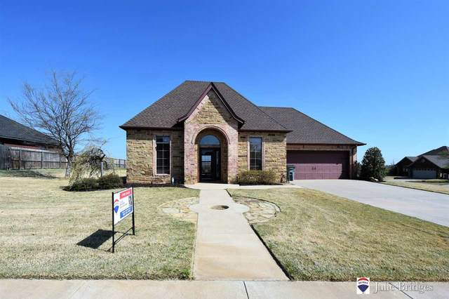 8301 SW Fitzroy Pl, Lawton, OK 73505 (MLS #157934) :: Pam & Barry's Team - RE/MAX Professionals