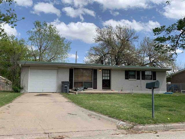 2311 NW 32nd St, Lawton, OK 73505 (MLS #157962) :: Pam & Barry's Team - RE/MAX Professionals