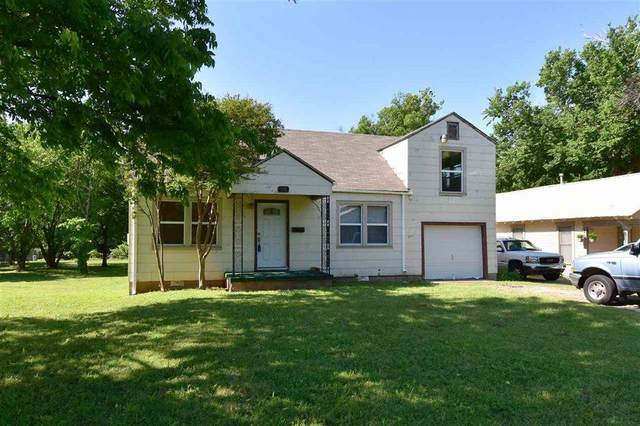 404 & 406 NW Dearborn Ave, Lawton, OK 73507 (MLS #157978) :: Pam & Barry's Team - RE/MAX Professionals