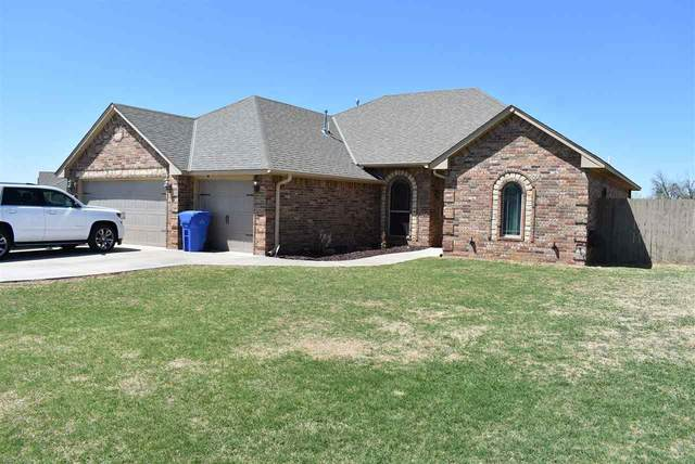 10638 NE Jeremiah Way, Elgin, OK 73538 (MLS #157989) :: Pam & Barry's Team - RE/MAX Professionals