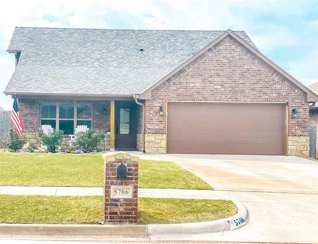 5706 NW Valor Ave, Lawton, OK 73505 (MLS #158006) :: Pam & Barry's Team - RE/MAX Professionals