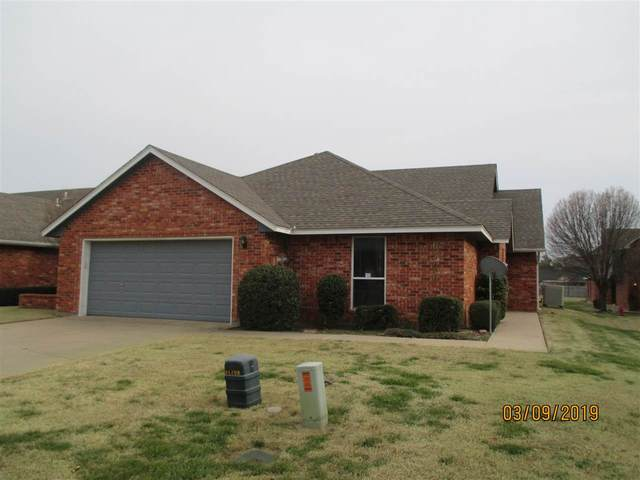 6720 NW Maple Dr, Lawton, OK 73505 (MLS #158007) :: Pam & Barry's Team - RE/MAX Professionals