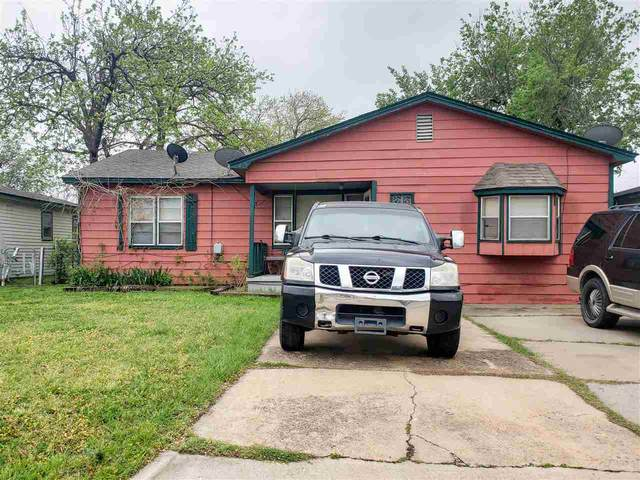 1616 NW Williams Ave, Lawton, OK 73507 (MLS #158059) :: Pam & Barry's Team - RE/MAX Professionals