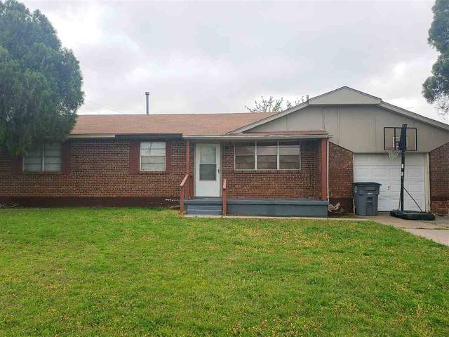 2225 NW 46th St, Lawton, OK 73505 (MLS #158061) :: Pam & Barry's Team - RE/MAX Professionals