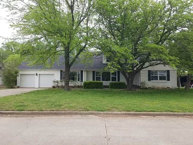 1220 N Grand Blvd, Duncan, OK 73533 (MLS #158165) :: Pam & Barry's Team - RE/MAX Professionals