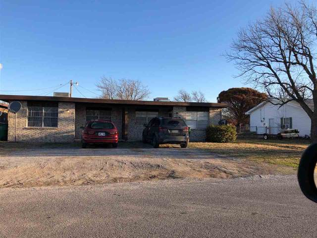 307 E South Boundary, Walters, OK 73572 (MLS #158225) :: Pam & Barry's Team - RE/MAX Professionals