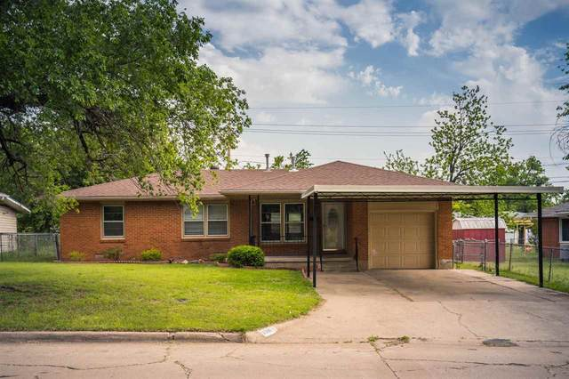 2166 NW Lincoln Ave, Lawton, OK 73505 (MLS #158243) :: Pam & Barry's Team - RE/MAX Professionals