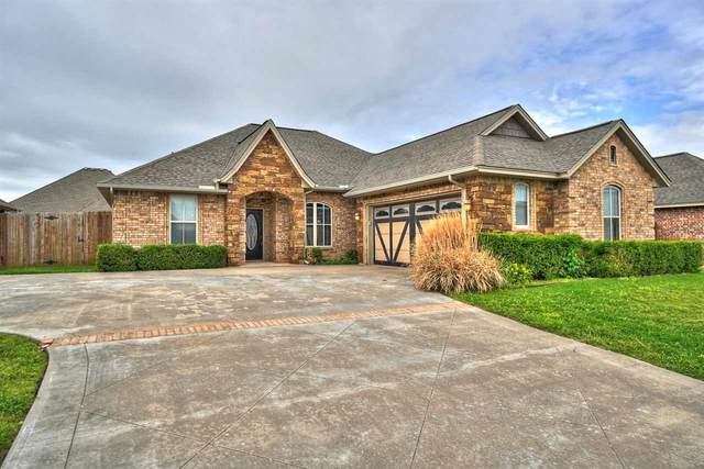 3707 NE Willow Way, Lawton, OK 73507 (MLS #158244) :: Pam & Barry's Team - RE/MAX Professionals