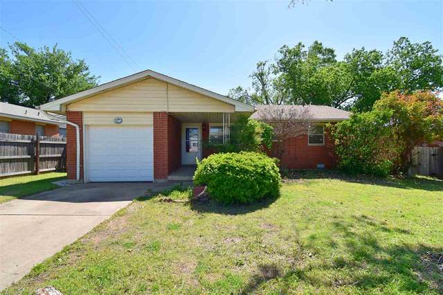 517 NW 60th St, Lawton, OK 73505 (MLS #158253) :: Pam & Barry's Team - RE/MAX Professionals