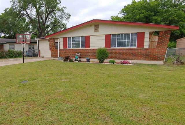 605 NW Glendale Dr, Lawton, OK 73505 (MLS #158269) :: Pam & Barry's Team - RE/MAX Professionals