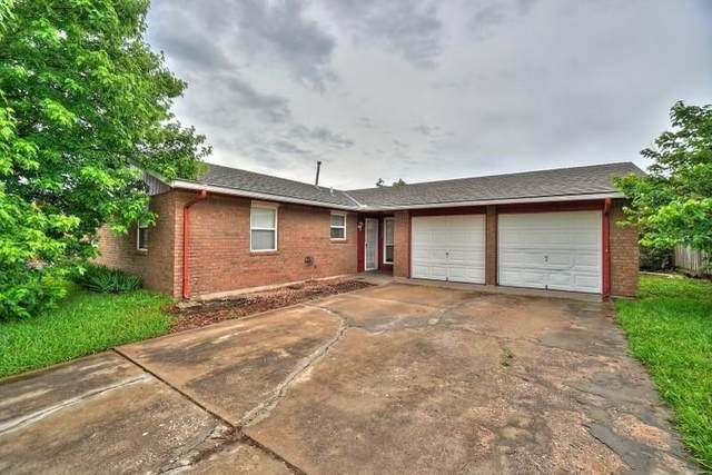 6108 SW Oakcliff Ave, Lawton, OK 73505 (MLS #158361) :: Pam & Barry's Team - RE/MAX Professionals