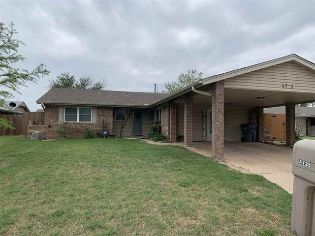 4725 SE Sunnymeade Dr, Lawton, OK 73501 (MLS #158372) :: Pam & Barry's Team - RE/MAX Professionals