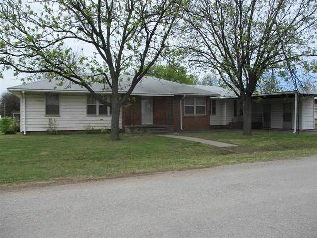 224 S Tant St, Grandfield, OK 73546 (MLS #158418) :: Pam & Barry's Team - RE/MAX Professionals