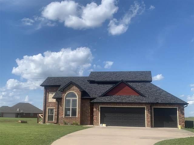 192 NE South Ridge Rd, Elgin, OK 73538 (MLS #158517) :: Pam & Barry's Team - RE/MAX Professionals