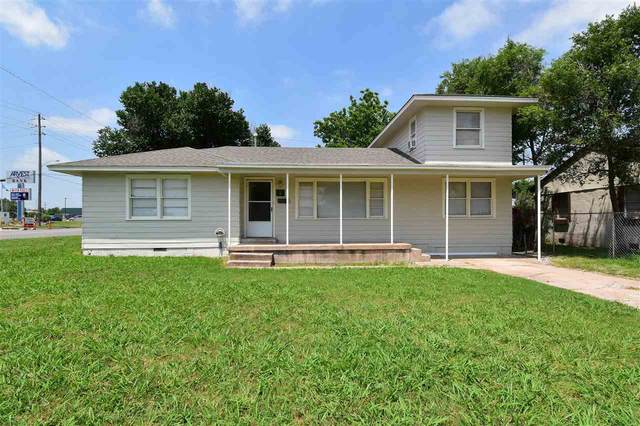 2 NW 27th St, Lawton, OK 73505 (MLS #158554) :: Pam & Barry's Team - RE/MAX Professionals