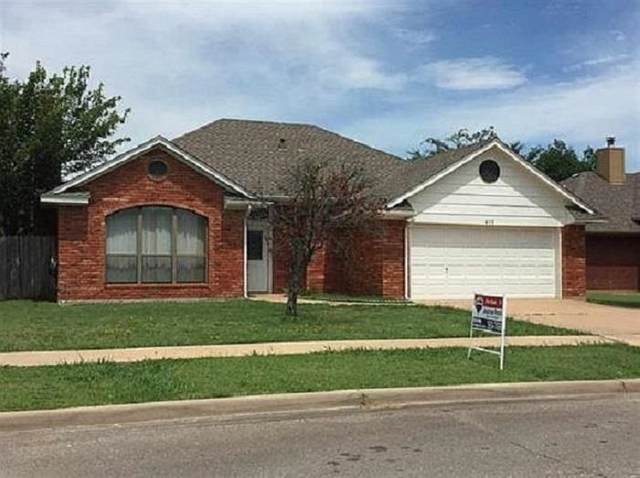 411 SW 79th St, Lawton, OK 73505 (MLS #158583) :: Pam & Barry's Team - RE/MAX Professionals