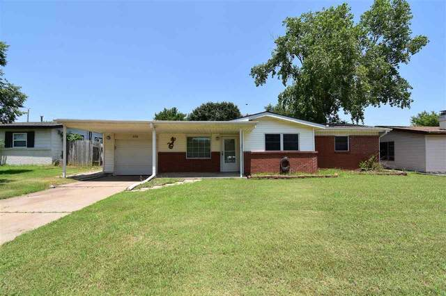 631 SW 45th St, Lawton, OK 73505 (MLS #158598) :: Pam & Barry's Team - RE/MAX Professionals
