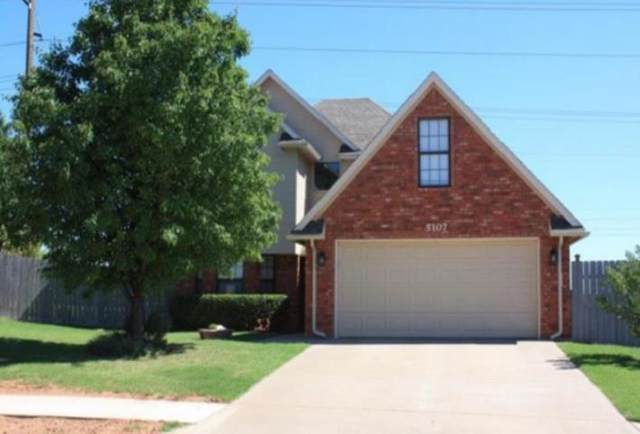 5107 NE Bell Ave, Lawton, OK 73507 (MLS #158607) :: Pam & Barry's Team - RE/MAX Professionals