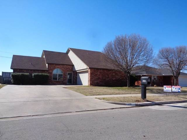 4510 SW Wendy Dr, Lawton, OK 73505 (MLS #158609) :: Pam & Barry's Team - RE/MAX Professionals