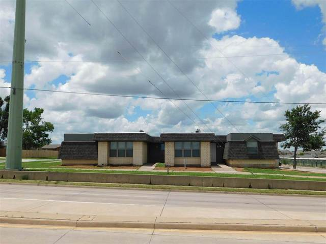 6701 SW Beta Ave, Lawton, OK 73505 (MLS #158703) :: Pam & Barry's Team - RE/MAX Professionals