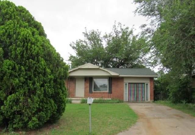 5314 NW Glenn Ave, Lawton, OK 73505 (MLS #158759) :: Pam & Barry's Team - RE/MAX Professionals