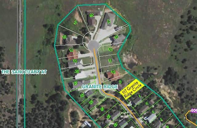 117 NW Granite Ridge Cir, Medicine Park, OK 73552 (MLS #158774) :: Pam & Barry's Team - RE/MAX Professionals