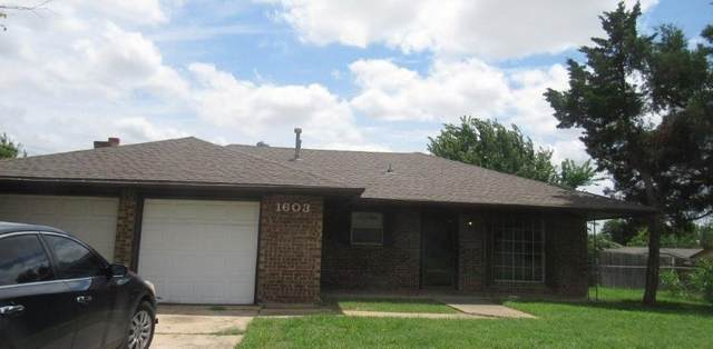 1603 NW Beechwood Dr, Lawton, OK 73505 (MLS #158827) :: Pam & Barry's Team - RE/MAX Professionals