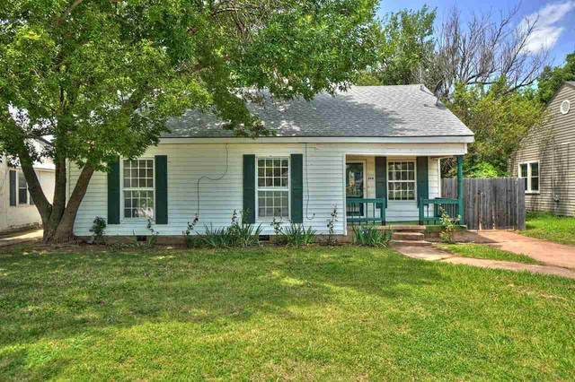 204 NW 14th St, Lawton, OK 73507 (MLS #158886) :: Pam & Barry's Team - RE/MAX Professionals