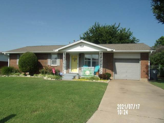 2214 NW 45th St, Lawton, OK 73505 (MLS #158896) :: Pam & Barry's Team - RE/MAX Professionals