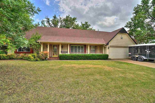 7518 NW Stonegate Dr, Lawton, OK 73505 (MLS #158920) :: Pam & Barry's Team - RE/MAX Professionals